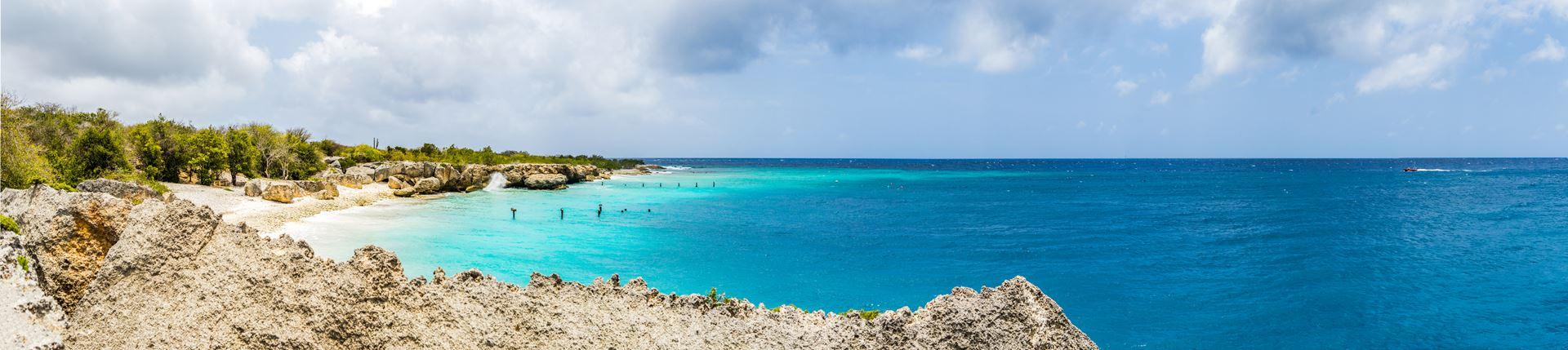 Vliegreis Curaçao