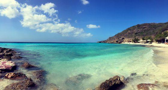 De stranden van Curaçao